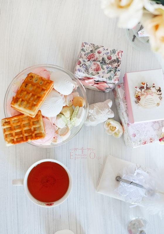 Цветочный чай1 - Ольга Егорова