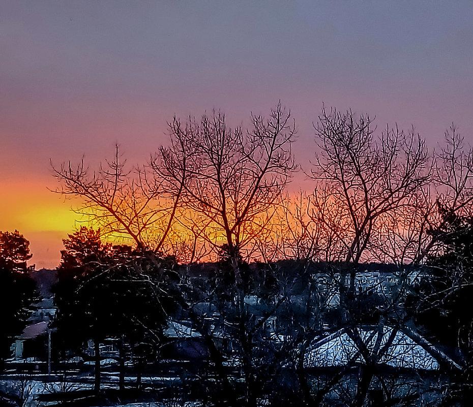 Огненный рассвет - Юлия Закопайло