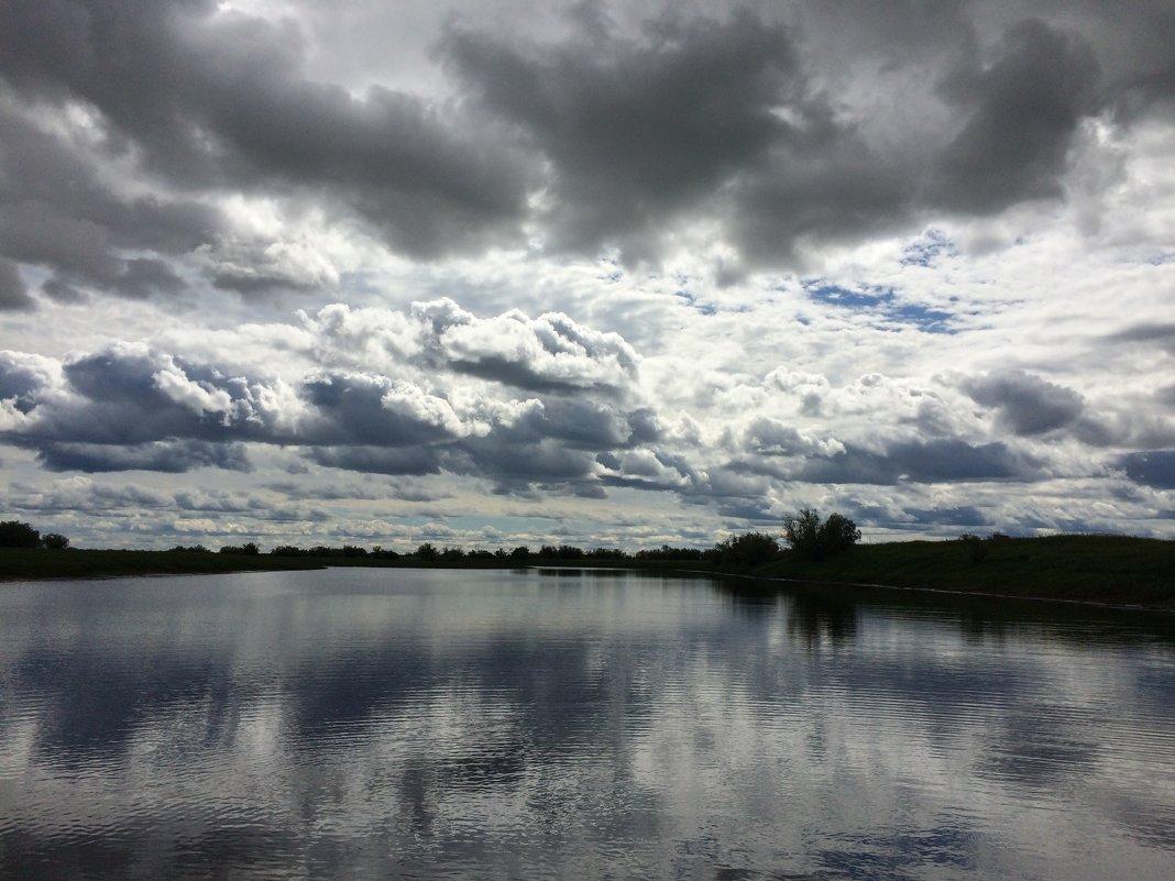 отражение неба - Уля Машникова