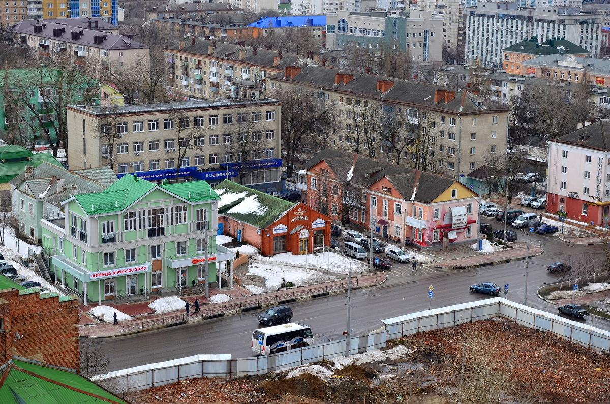 Белгород. ул. Попова - Сергей Щеблыкин