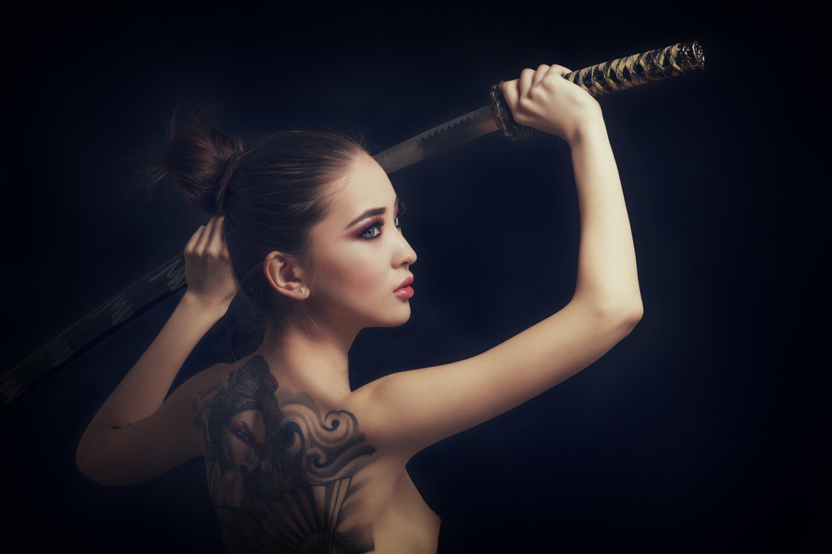 Lady Samurai - Шухрат Якубаев