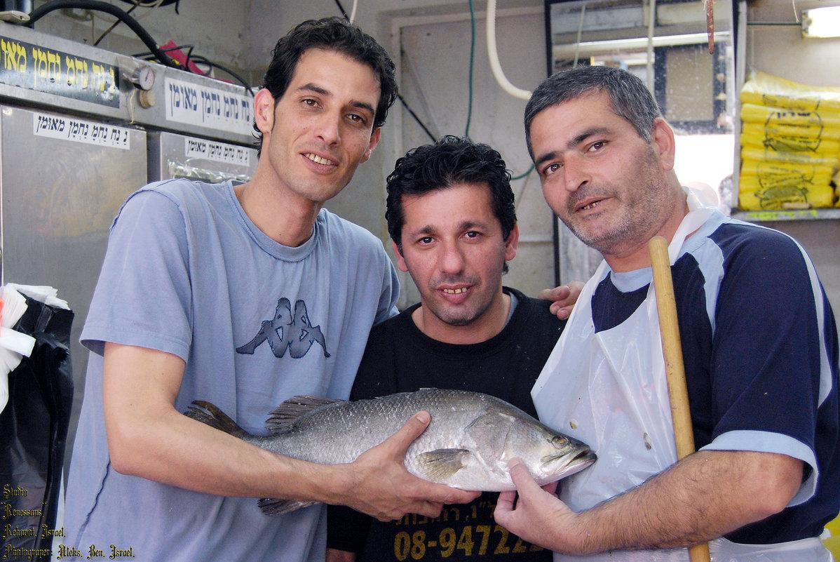 Купите рыбу! - Aleks Ben Israel