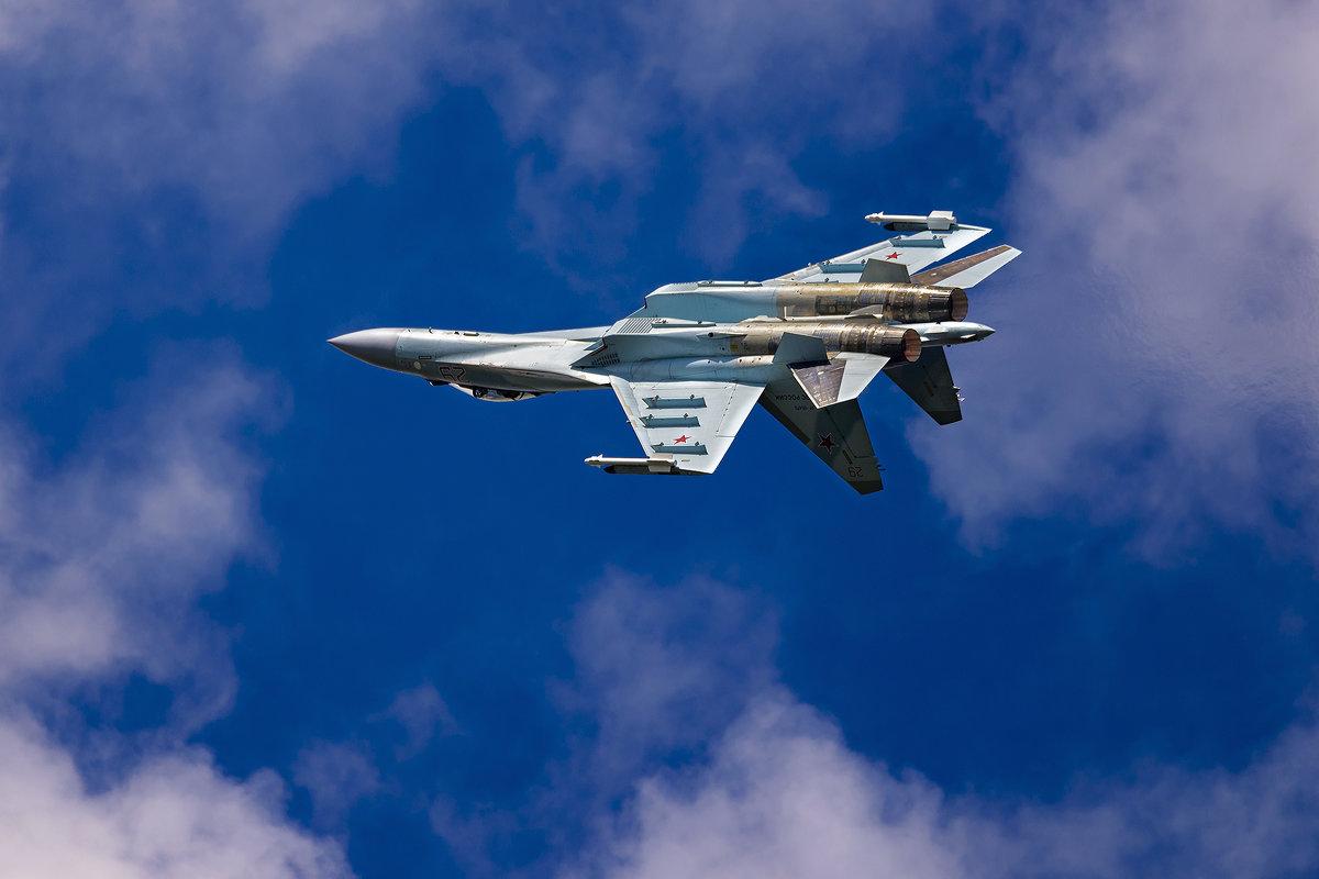СУ-35С - Владимир Кириченко  wlad113