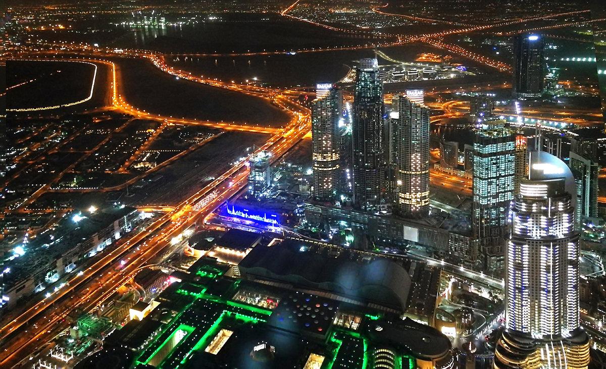 Вечерний Дубай - Alex