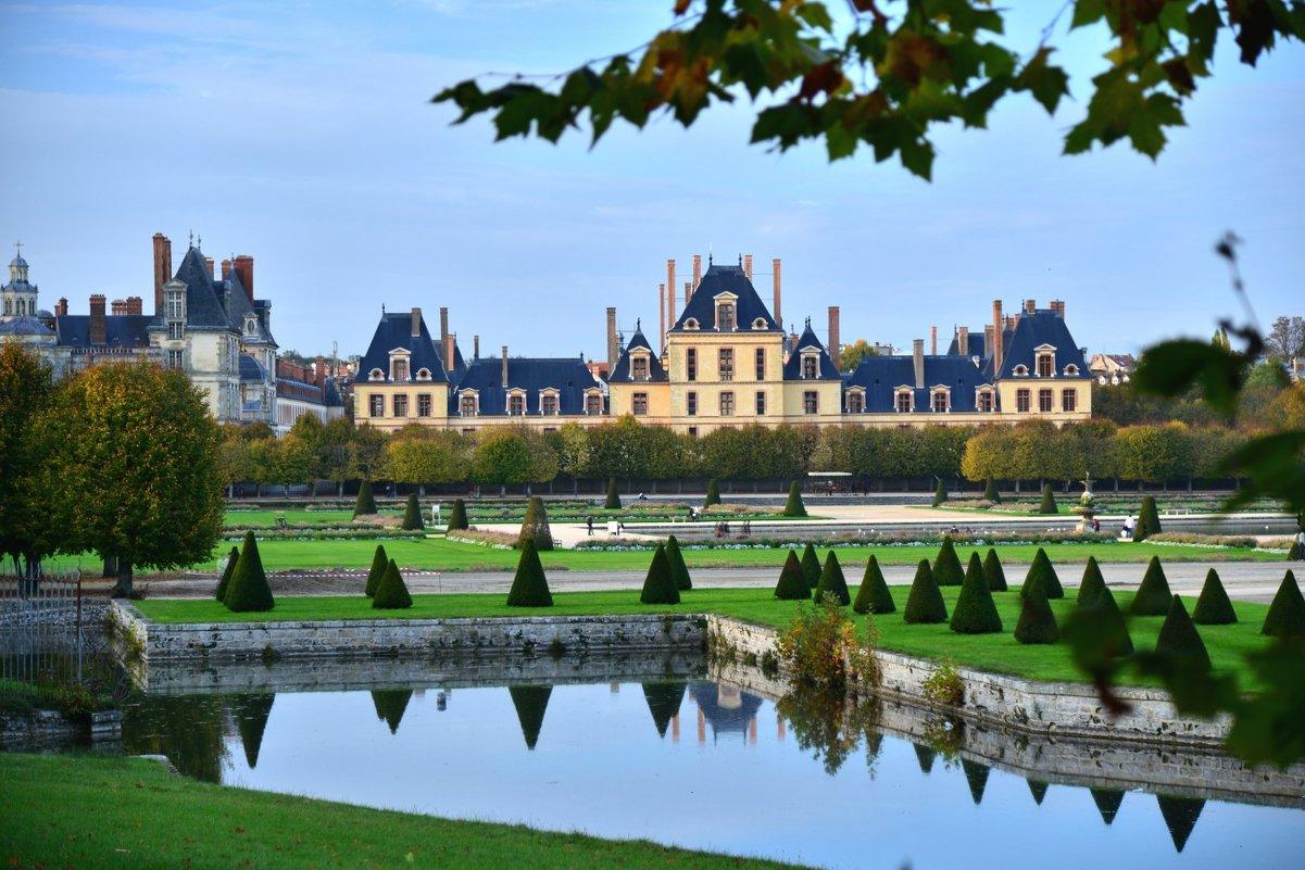 замок Фонтэнбло (2) (chateau de Fontainebleau) - Георгий А