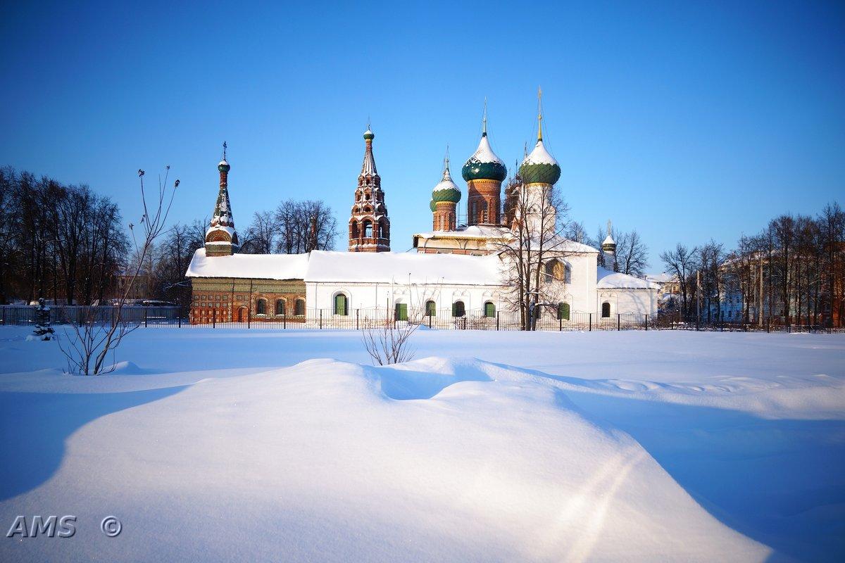 Русский пейзаж... - kolyeretka