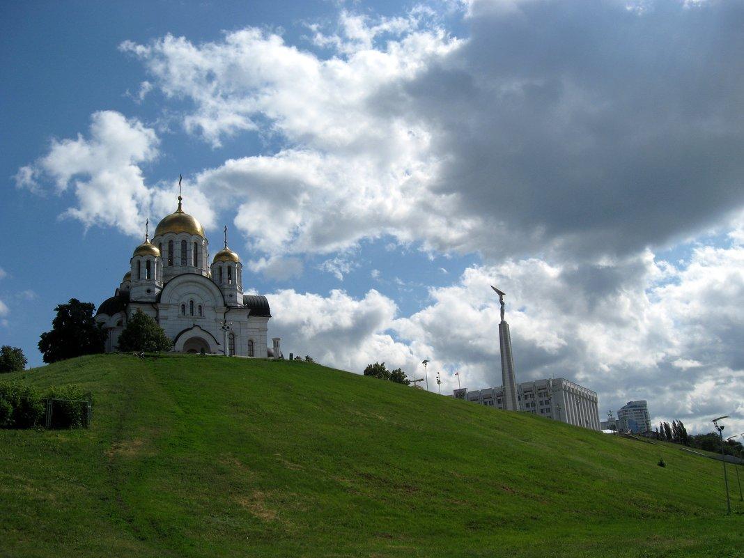 Храм Святого Георгия Победоносца   в Самаре - Надежда