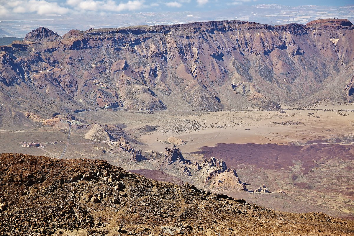 Дно старого кратера - Natali Positive