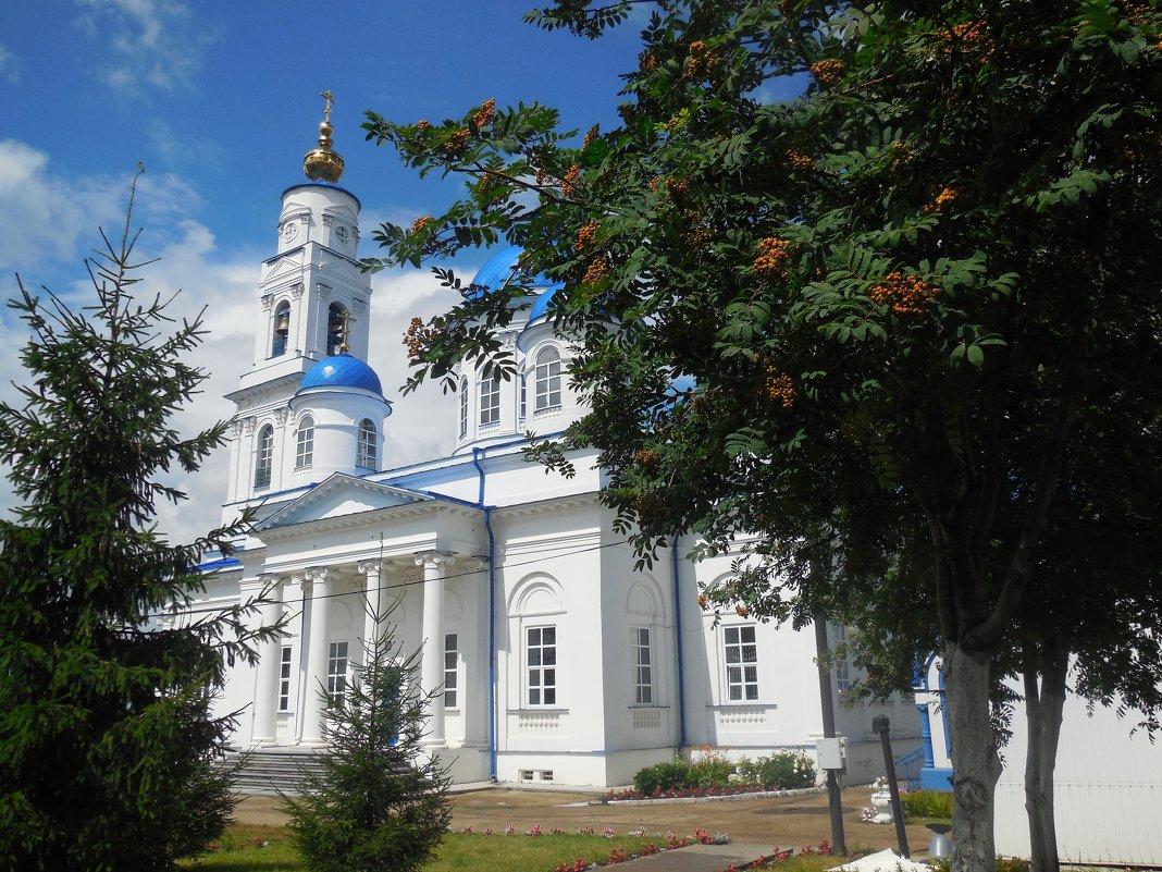Храм в Чистополе - Надежда