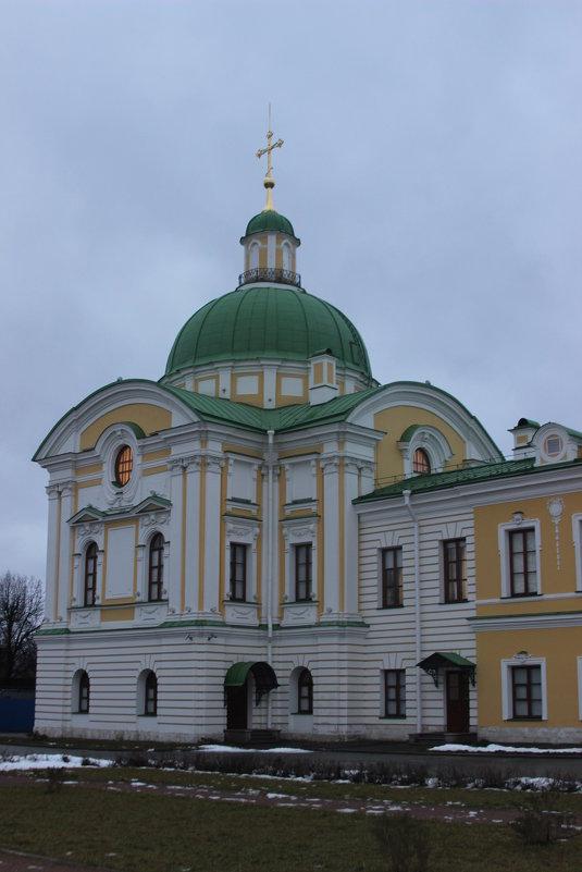 Церковь Екатерины Великомученицы - Дмитрий Солоненко