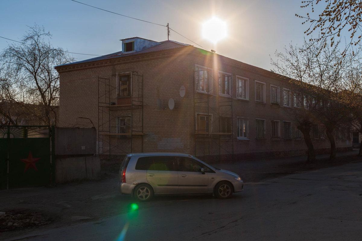 На закате - Дмитрий Костоусов
