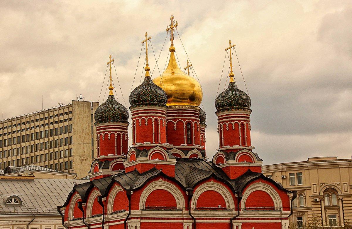 Московские купола - Nina Karyuk