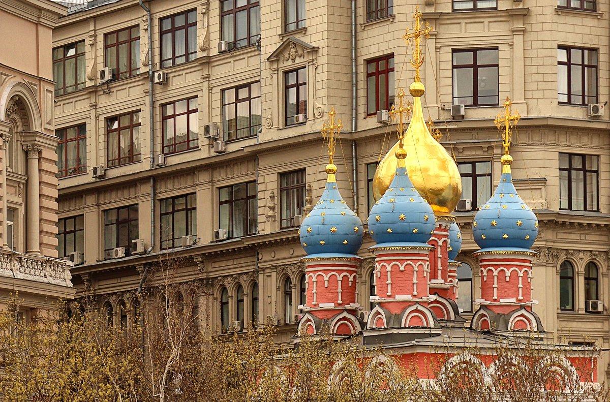 Московские купола (2) - Nina Karyuk