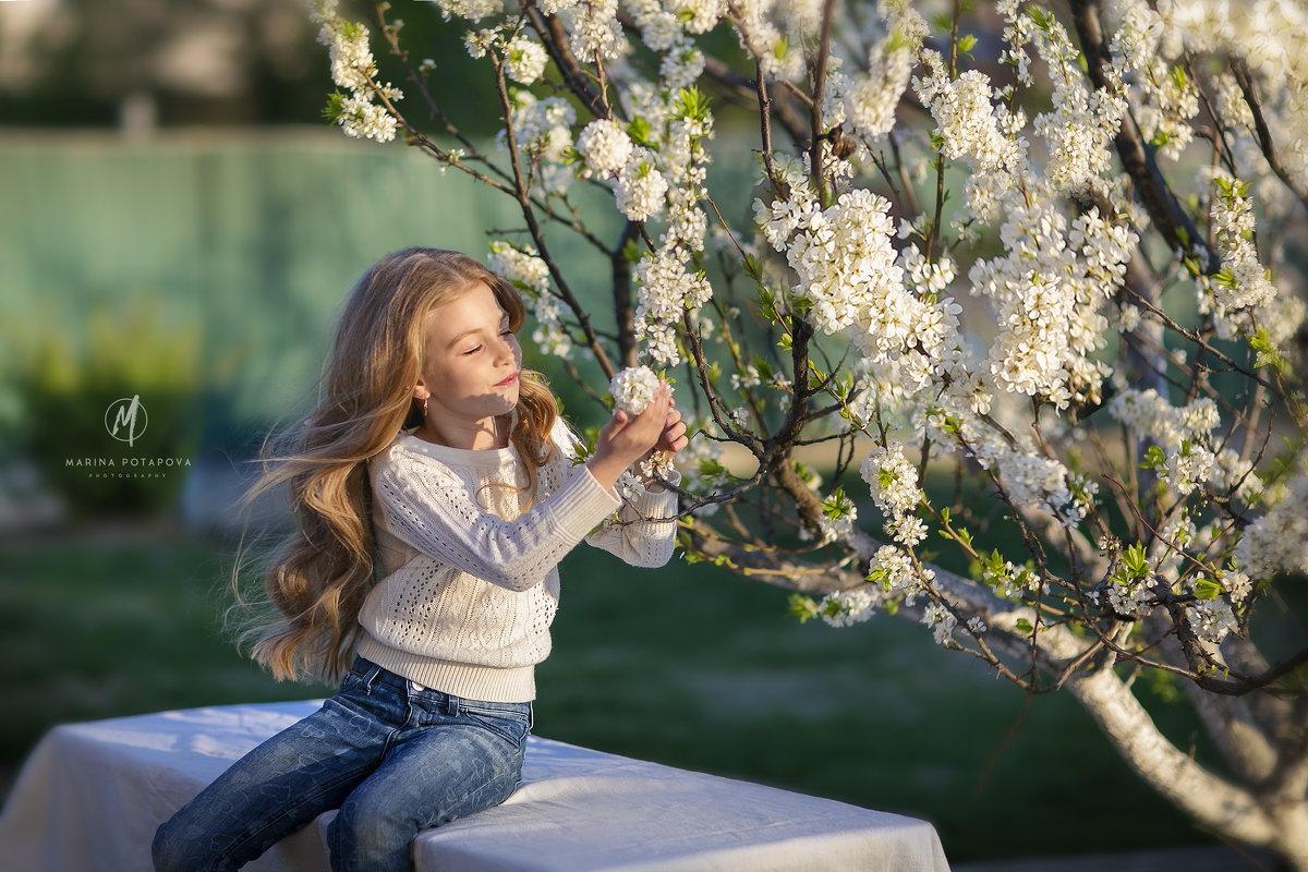 дети - Марина Потапова