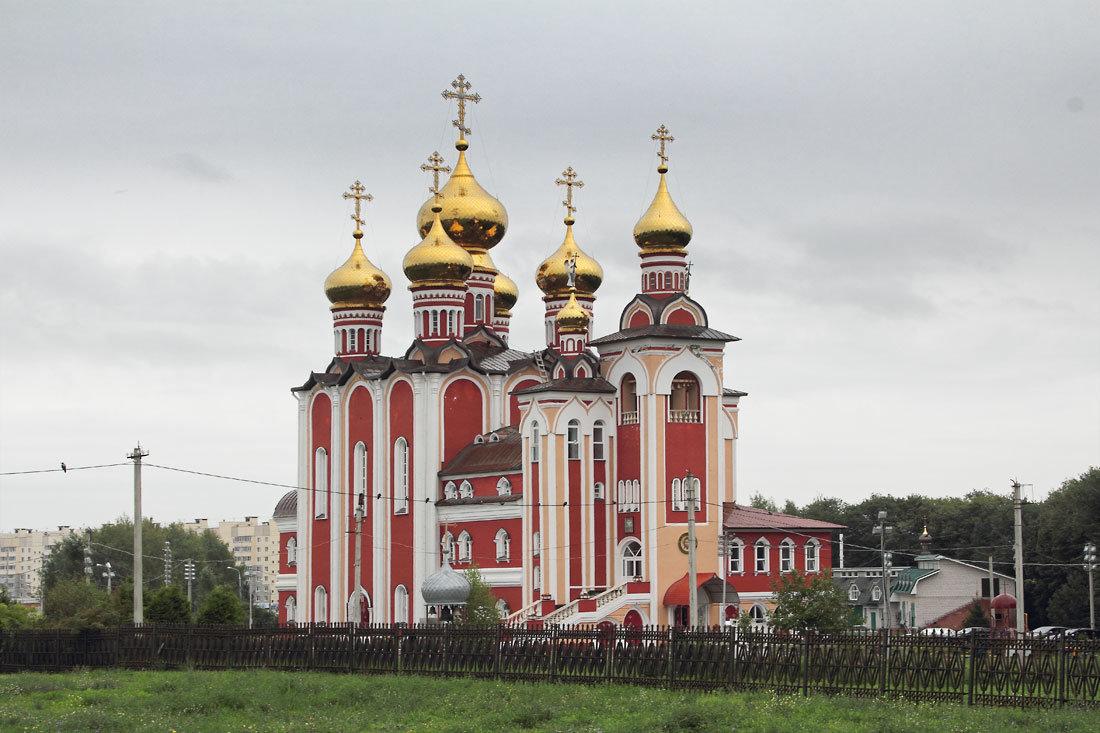 Храм Новомучеников и Исповедников Российских. Чебоксары - MILAV V