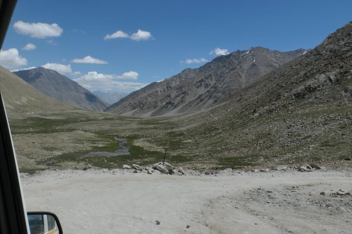 Дорога на озеро Пангонг - Evgeni Pa
