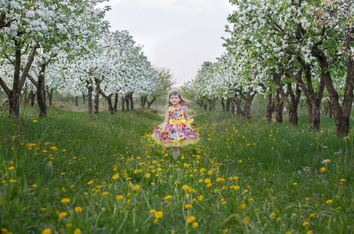 На встречу к весне - Марина Климович