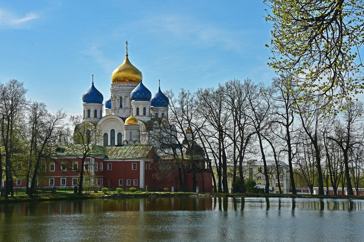 Николо-Угрешский Ставропигальный монастырь. - Наташенька *****