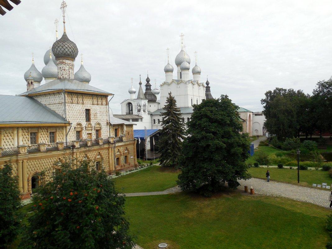 Ростов Великий. Кремль - Надежда