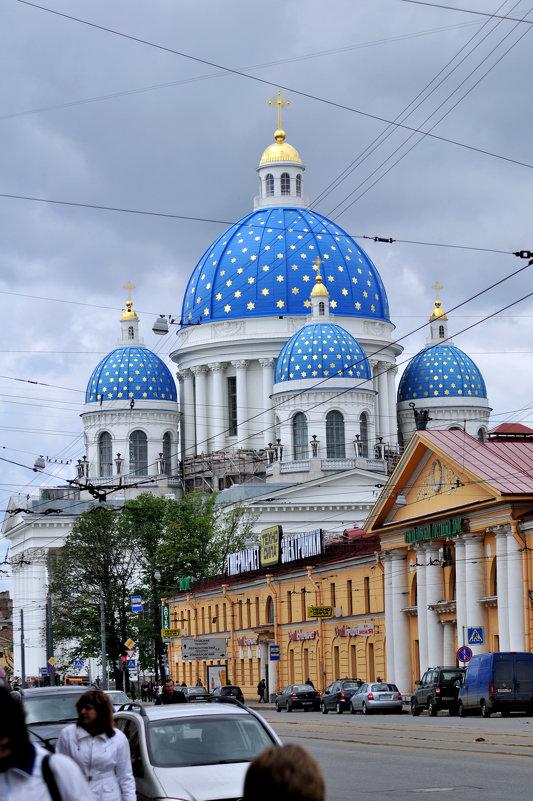 Санкт-Петербург - Валерий Подорожный