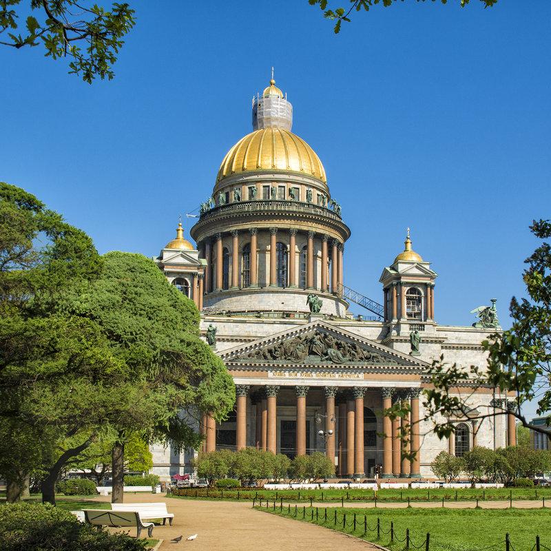 Исаакиевский собор, Санкт-Петербург - Максим Хрусталев