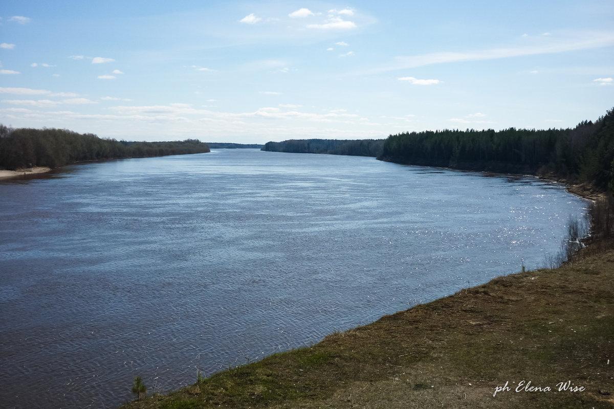 Река Тавда - Elena Wise