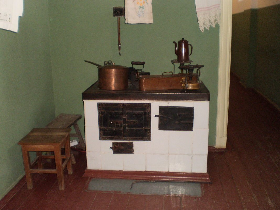 Кухня. - венера чуйкова