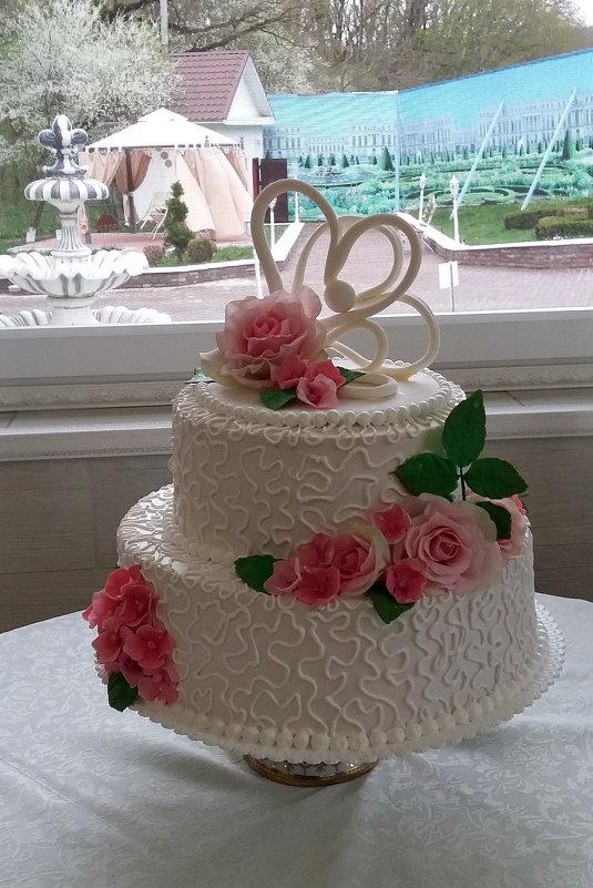 Свадебный торт - nika555nika Ирина