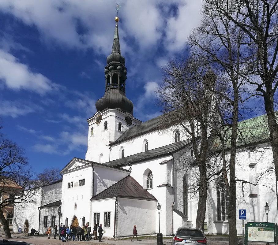 Церковь Нигулисте, Таллин - veera (veerra)