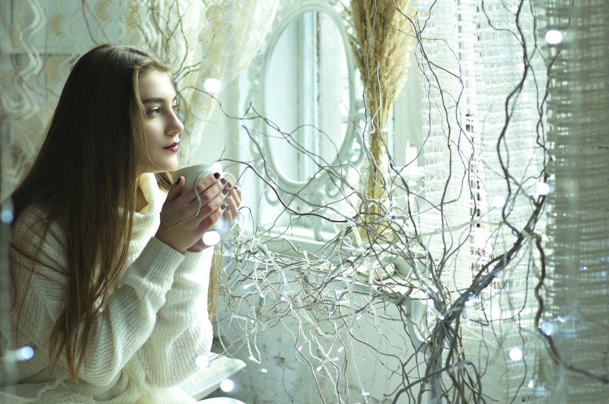 Ксения в зазеркалье - Elena Zimma