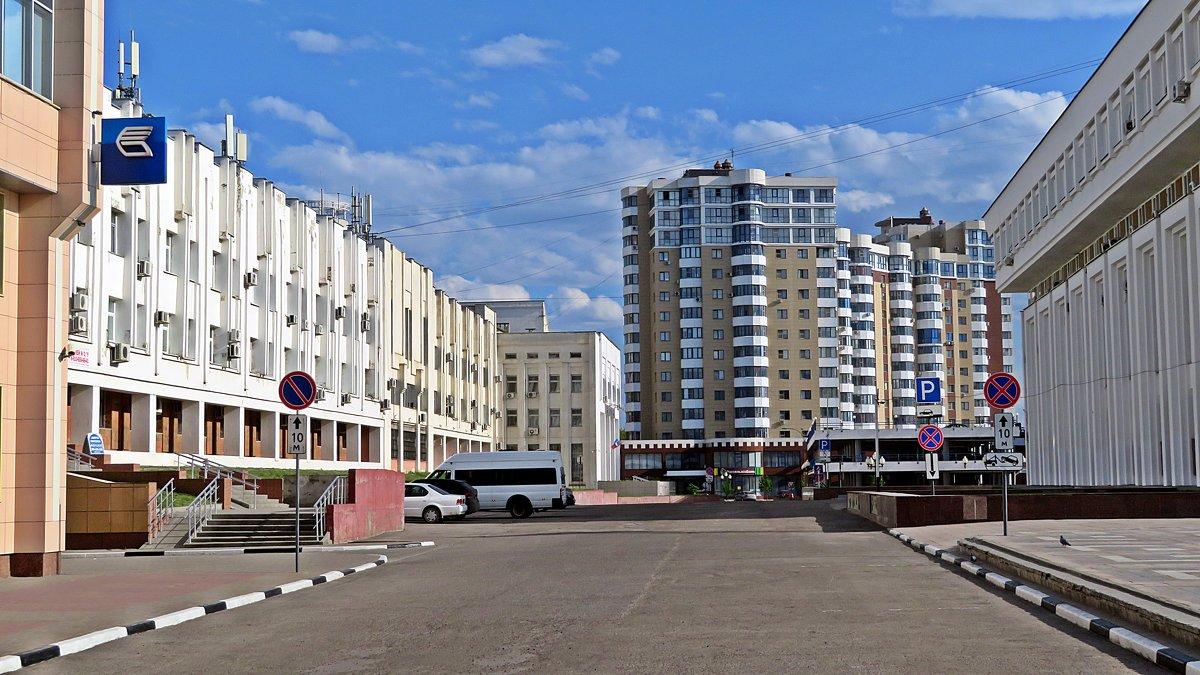 Новый Тамбовский переулок - Виталий Селиванов