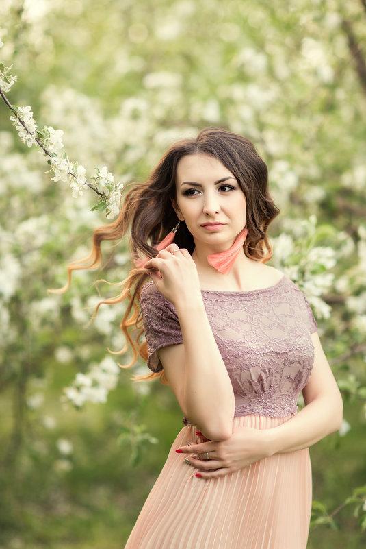 Весна - Наталья Кирсанова