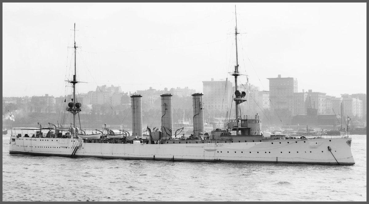 """German light cruiser"""" SMS Dresden"""". - Александр"""