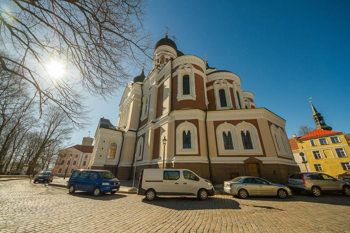 Собор Александра Невского в Таллине - leo yagonen