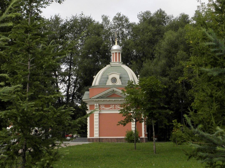 В парке - Ольга Соловьева