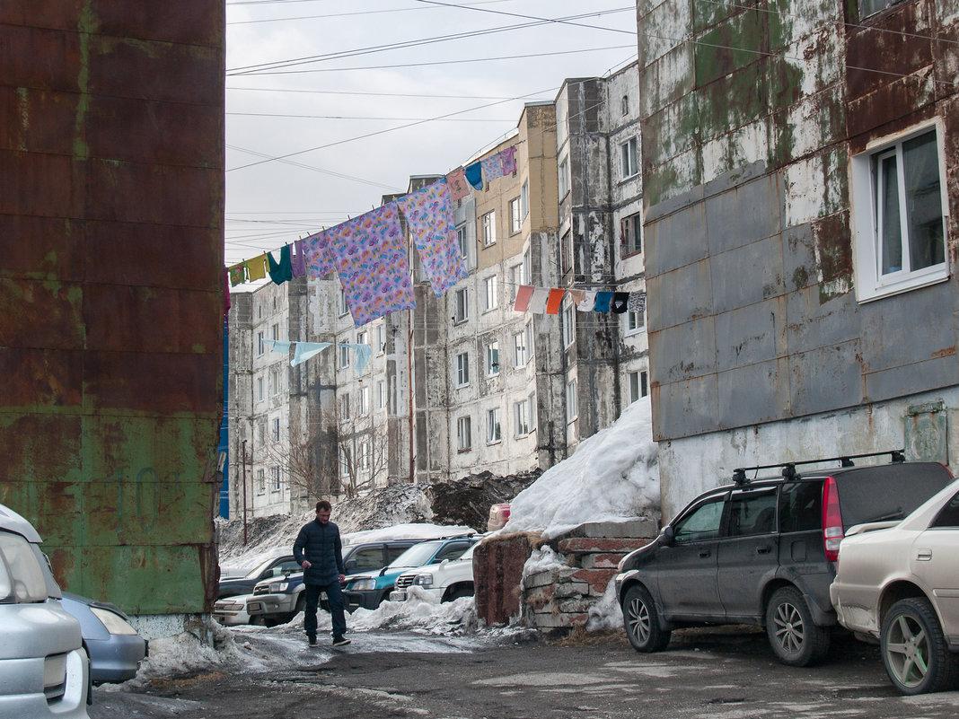 Старые дворы - Елена Кириллова