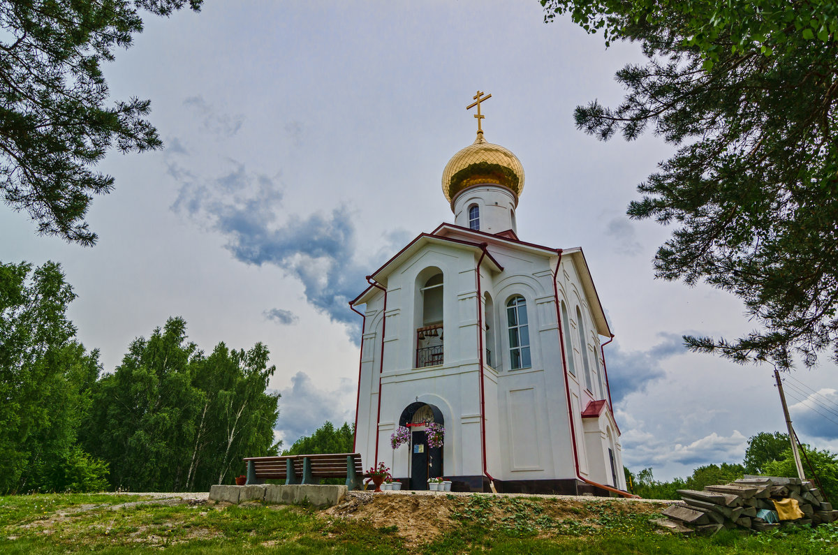 храм - Игорь Козырин