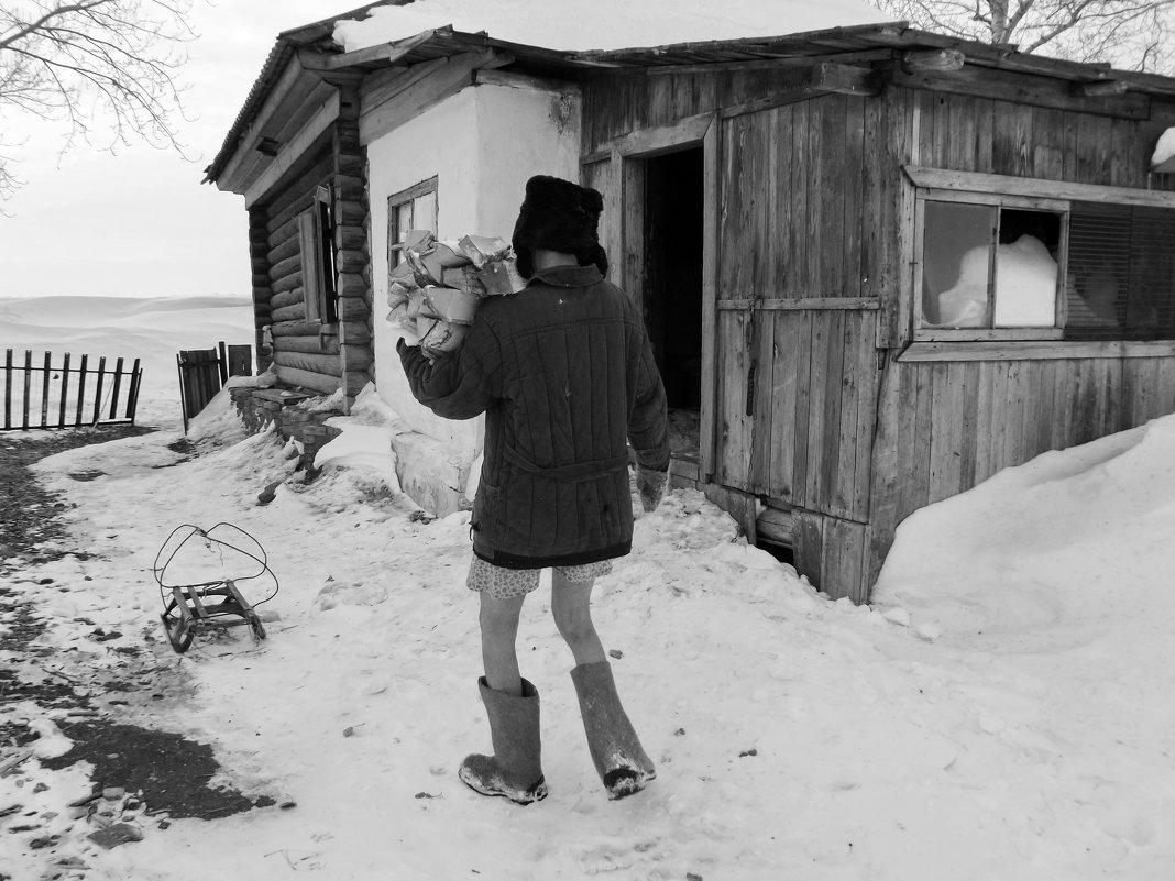 Нам мороз не страшен... - Светлана Рябова-Шатунова