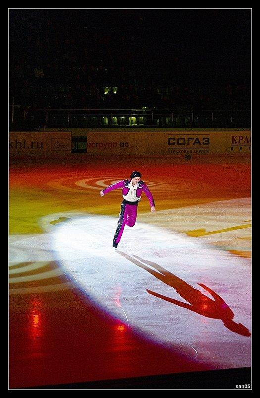 Танцы на льду - san05   Александр Савицкий