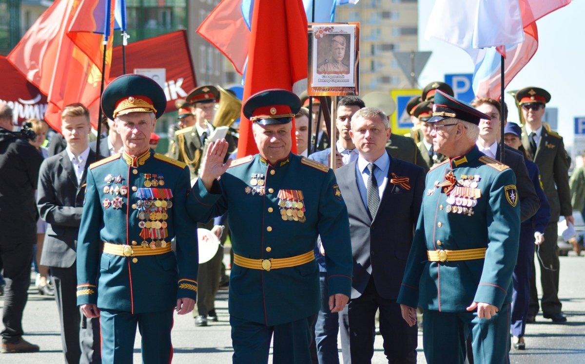парад - Мария Кузнецова (Суворова)
