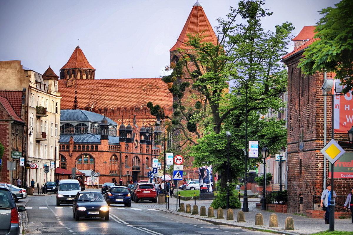 Вольный город Гданьск - Lusi Almaz