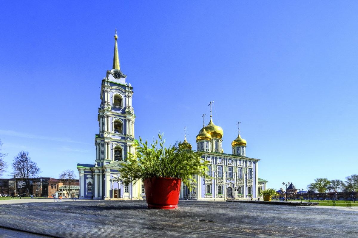 Успенский собор в Тульском Кремли - Георгий