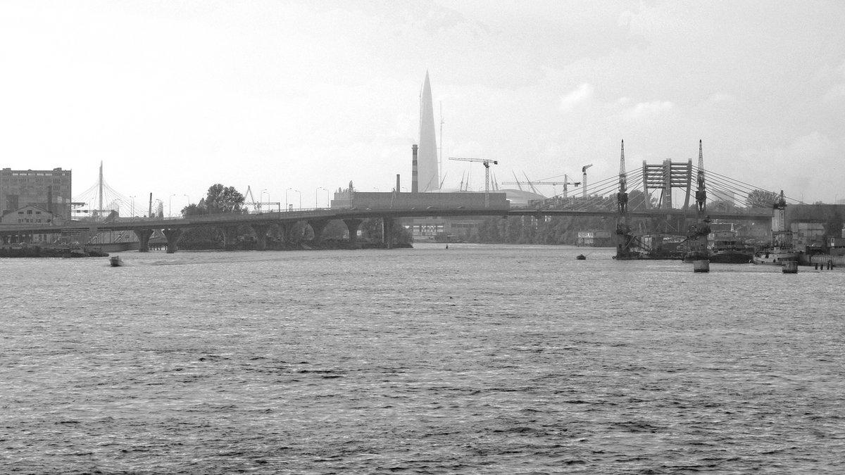 "А  у нас тоже новый мост..))""Мост Бетанкура"" - tipchik"