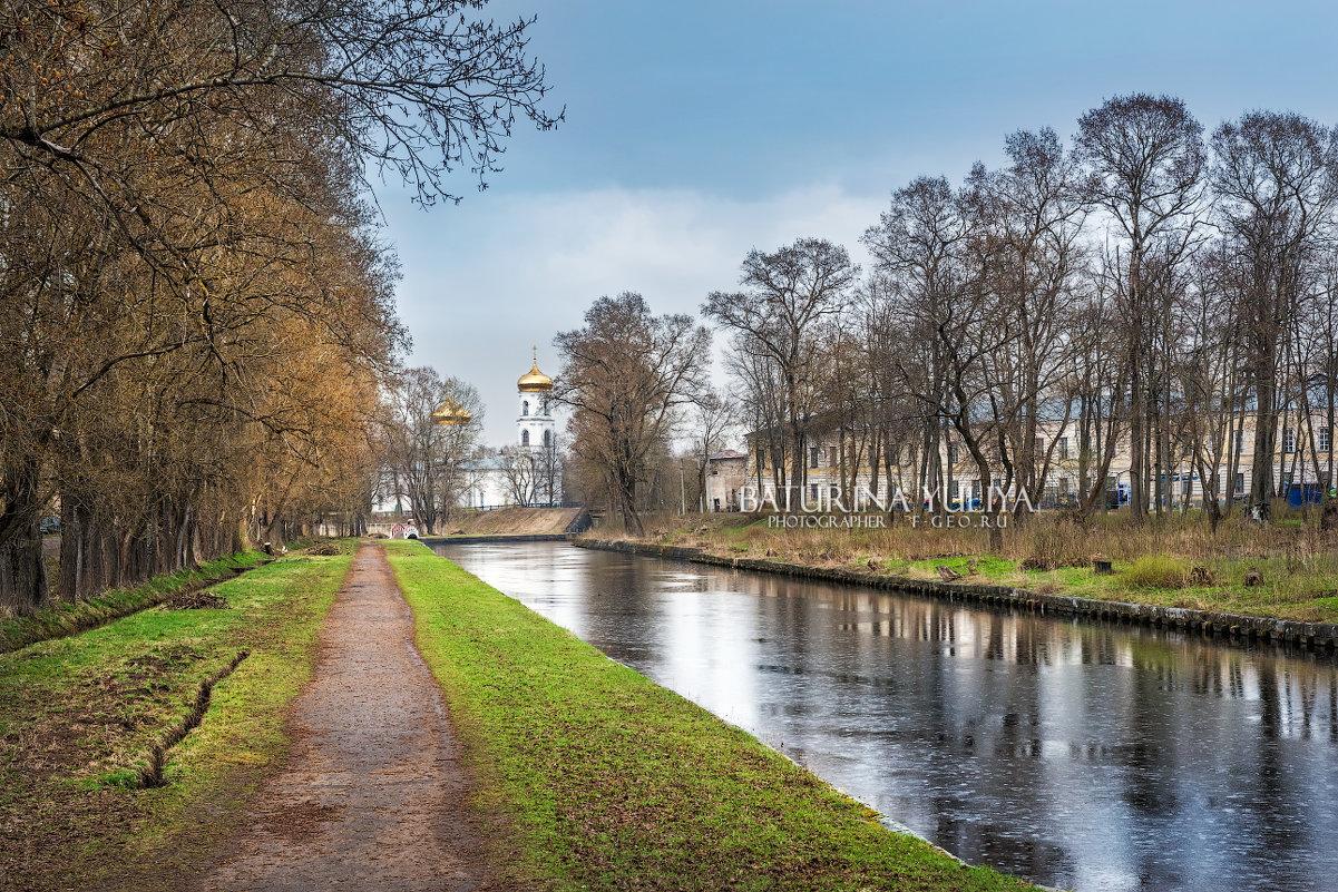 Богоявленский собор на канале - Юлия Батурина