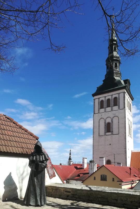 Монах старого Таллина - veera (veerra)