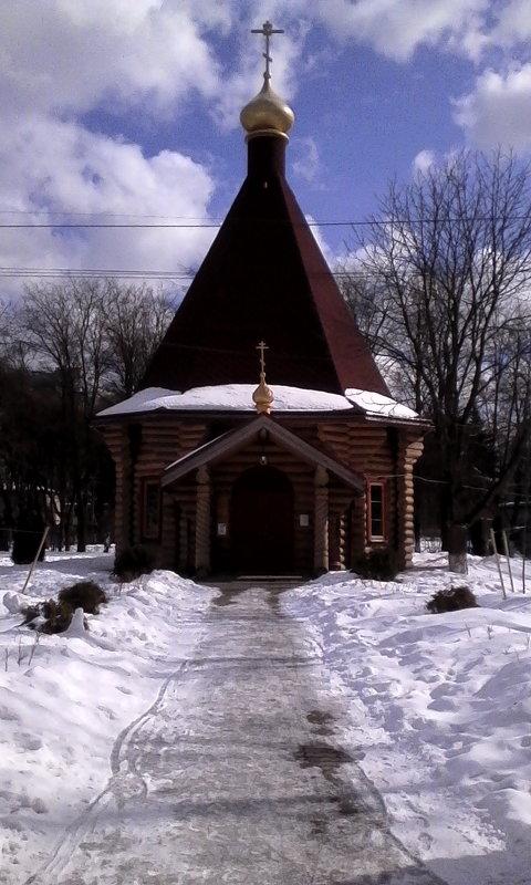 Церковь - Svetlana Lyaxovich