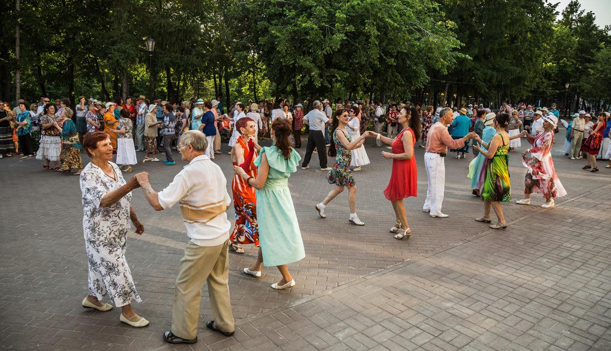 Танцы. Кадриль - Nn semonov_nn