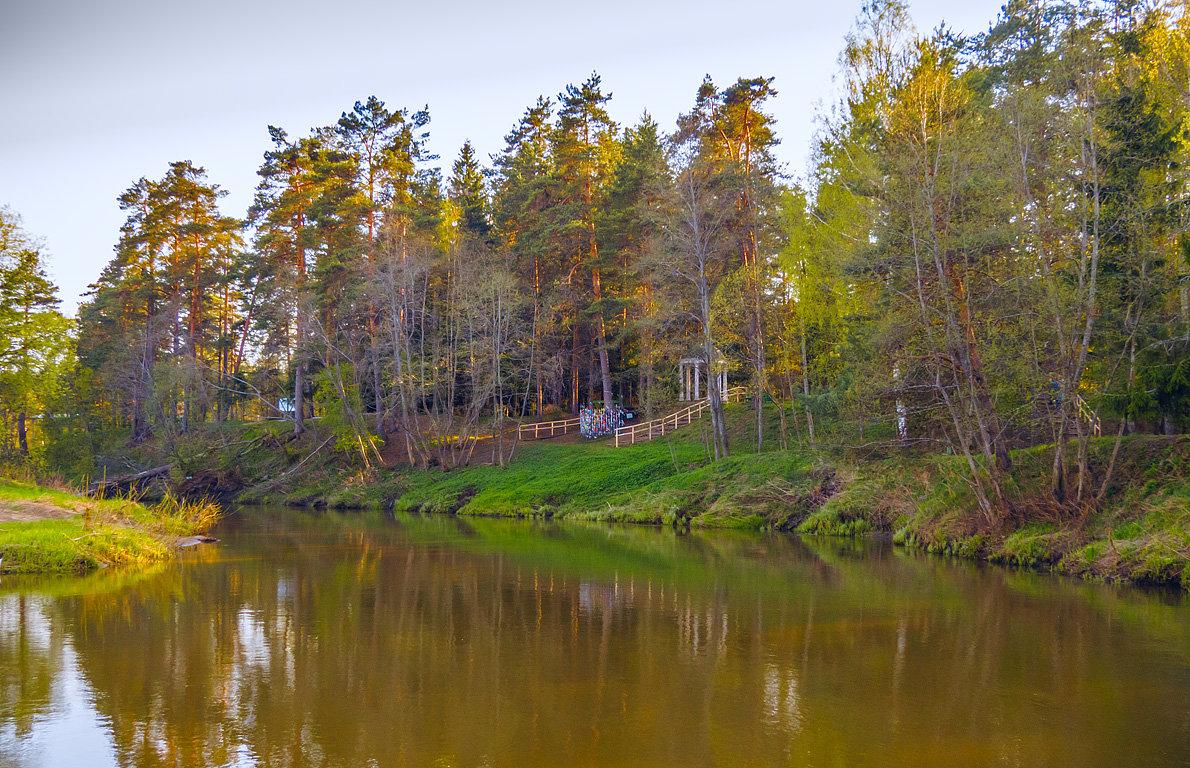 Река Киржач - Сергей Цветков