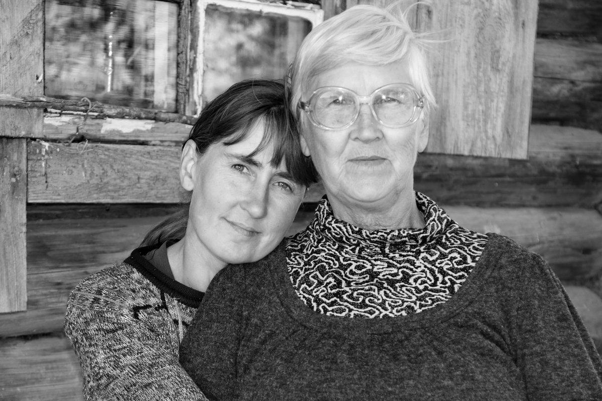 С мамой - Светлана Рябова-Шатунова