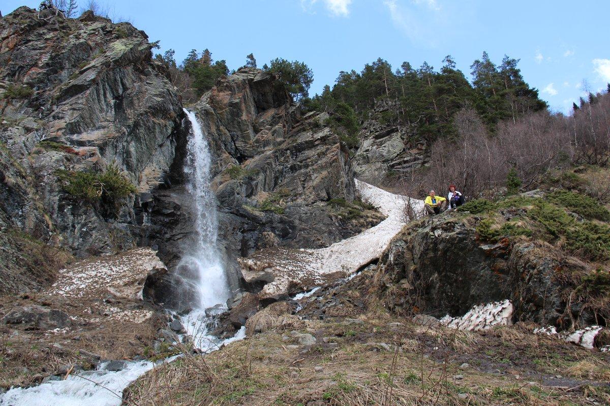 Баритовые водопады - Светлана Попова